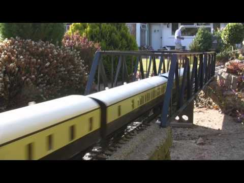Model Railway Toy Train Track Plans -Remarkable Gauge One Live Steam Volume 6 part 2 (HD)