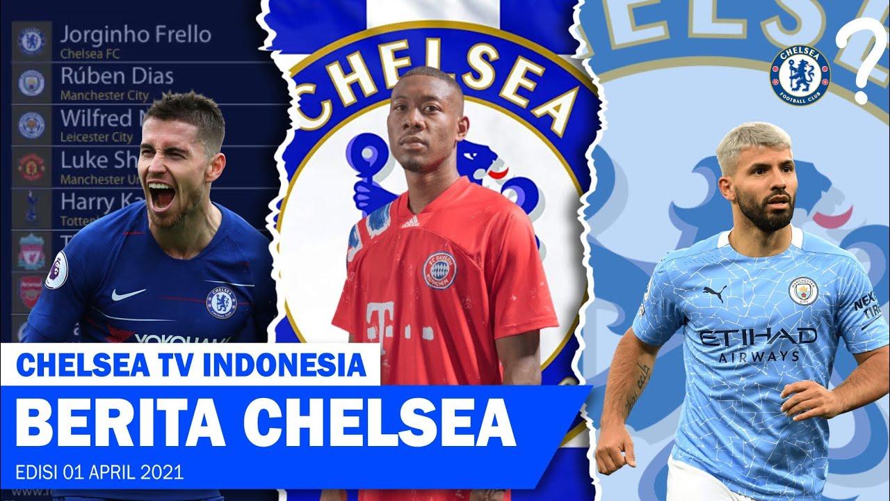 Jorginho Menjadi Pemain Terbaik IP 2021| Chelsea Punya Harapan Gaet Alaba