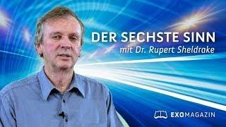 Der 6. Sinn - Gibt es Beweise für Telepathie? Dr. Rupert Sheldrake | ExoMagazin