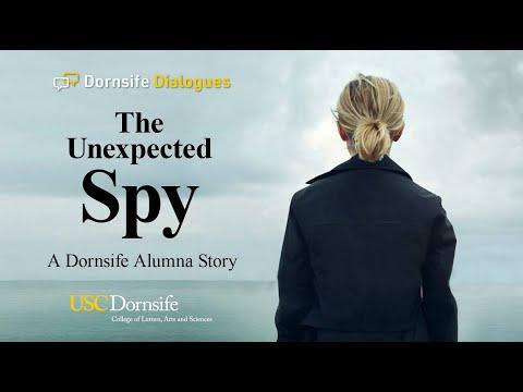 From Sorority Girl to Spy: A USC Dornsife Alumna Story