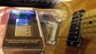Wilkinson MWCHB Recording Test