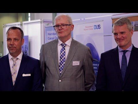 Airports Budapest, Dusseldorf, Hamburg Interview | Air Cargo Europe Munich