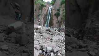The beauty of pakistan dhani water fall in azad kashmir