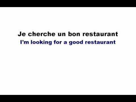 Learn French Language, French Course, Lesson 8: Where Is