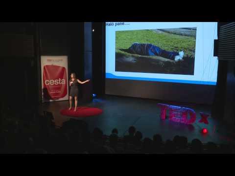Pomoci může každý, stačí ruce   Barbora Zuchová   TEDxBrno