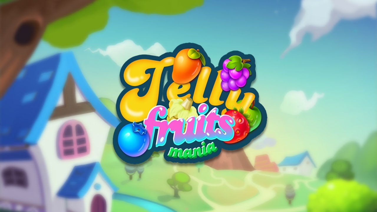Fruit link mania - Jelly Fruits Mania