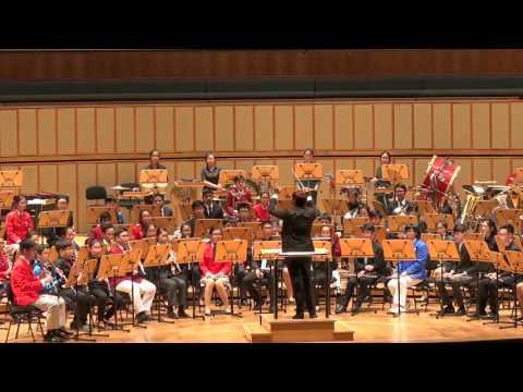 2016 WBAS Youth Band Festival -AKB Medley