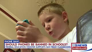 Should schools ban smartphones and smart devices?