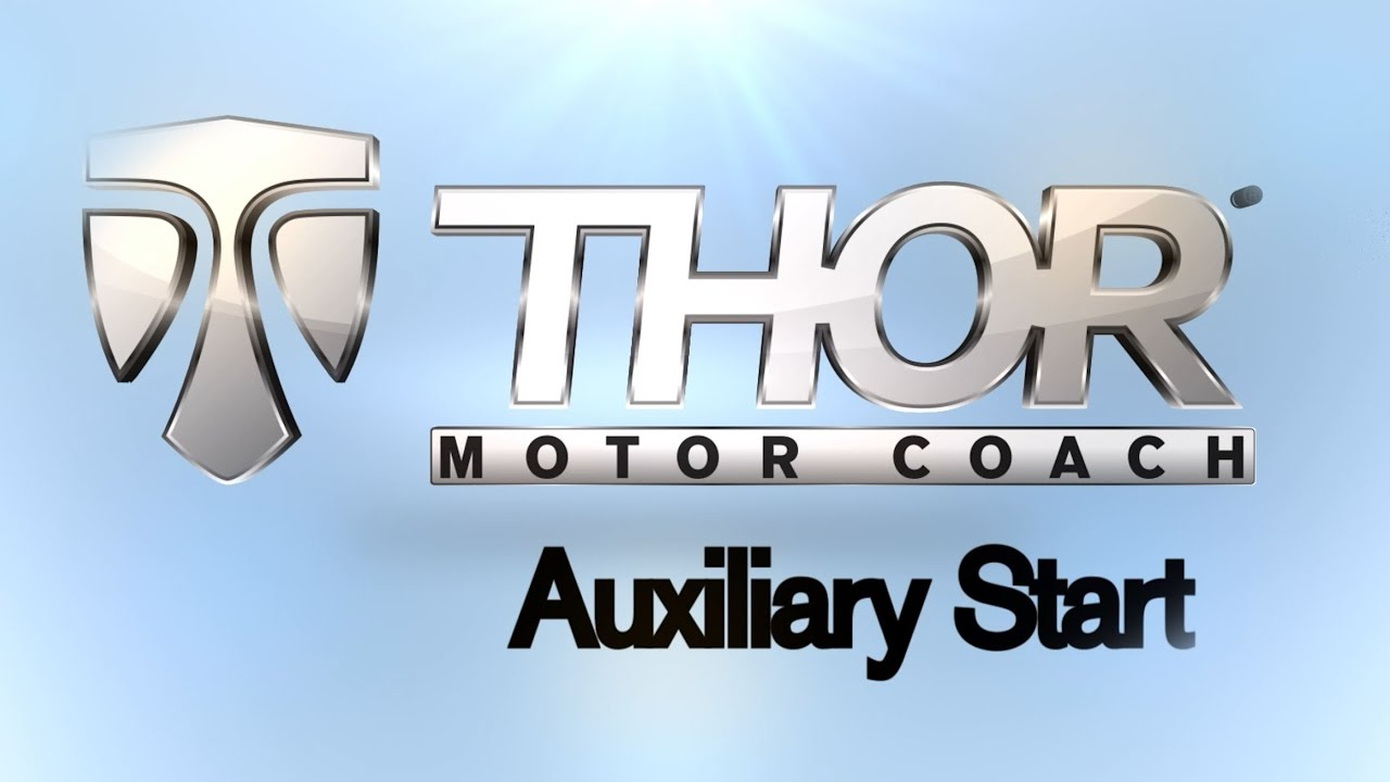 Auxiliary Start System - YouTube on thor body, thor accessories, thor cover, thor battery diagram,
