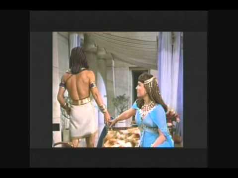Ten Commandments - Yul Brynner and Anne Baxter