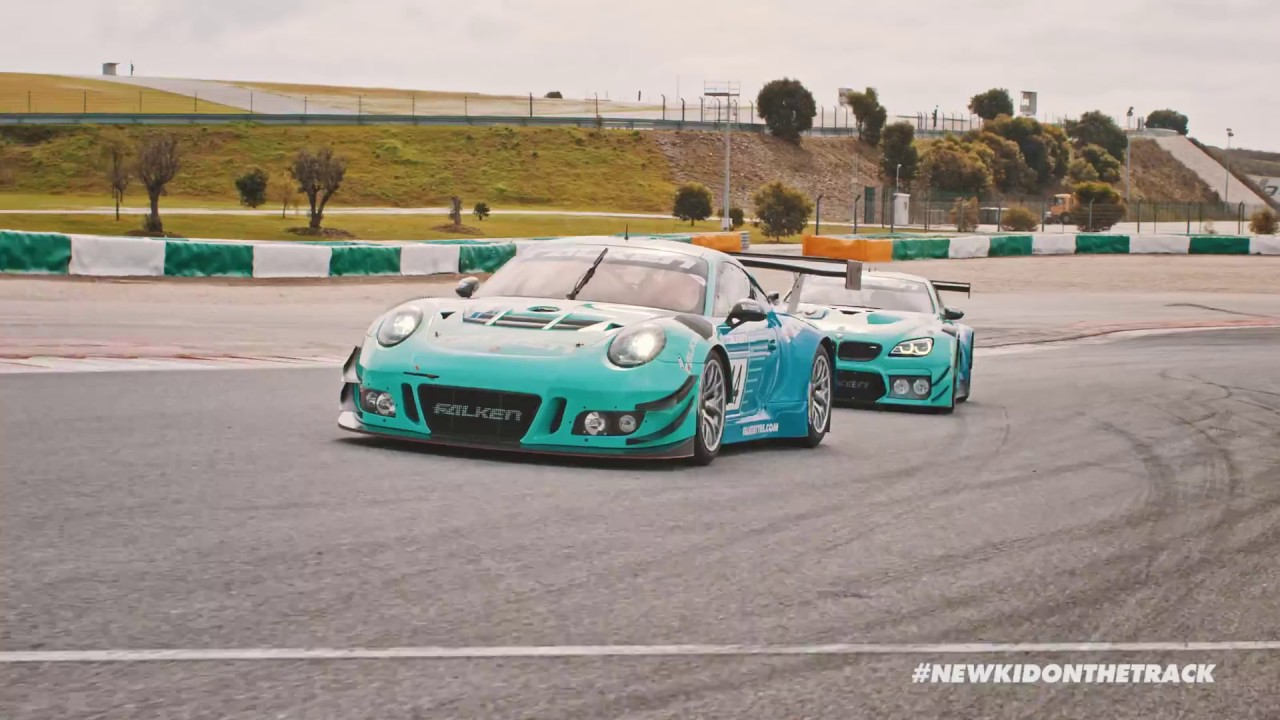 Com Falken Race Cars Porsche R Vs Bmw
