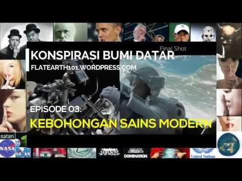 Konspirasi Bumi Datar (bahasa Indonesia) bag. 3