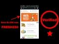 How to get Rs 250 cashback using grofers promocode
