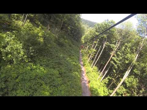 Zipline Hunter Mountain, NY