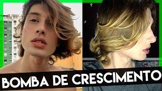 Baixar RECEITA CASEIRA para CRESCER CABELO RÁPIDO com Óleo de Coco e BABOSA!