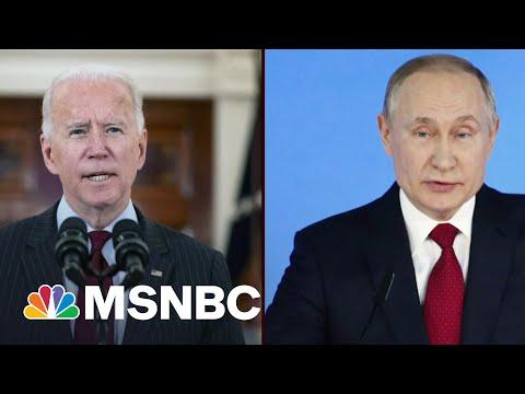 President Biden Prepares For Planned Meeting With Vladimir Putin