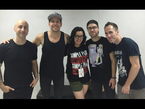 "Simple Plan ""Taking One For the Team"" World Tour (Jakarta, Indonesia)"