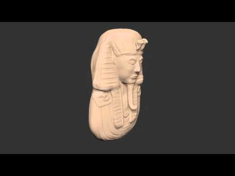 Zbrush 3 one hours speed sculpts Egyptian Theme