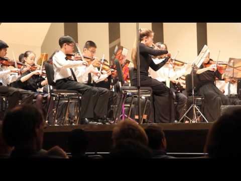 All County Music Festival 2016, Dvision III, 01/15/2016