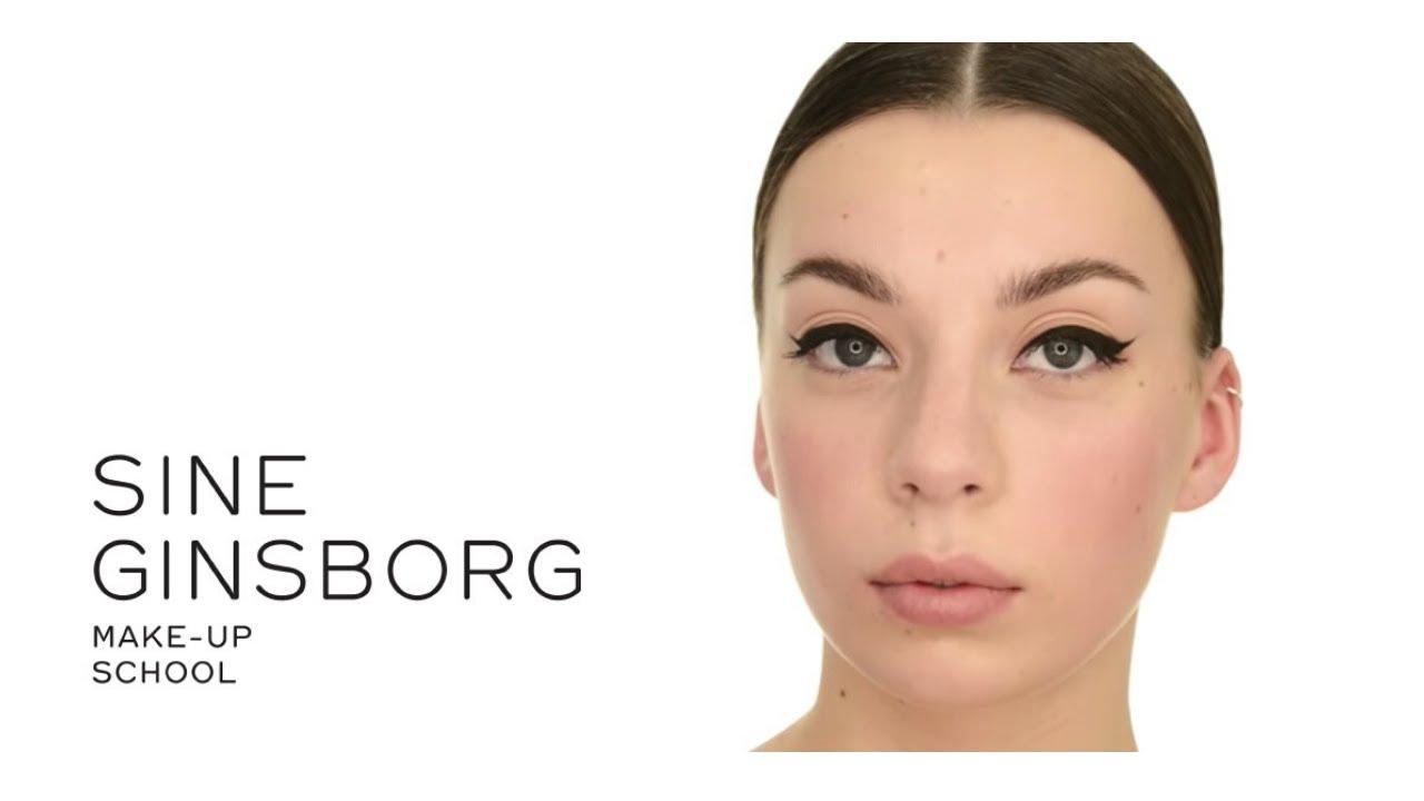 eyeliner flydende