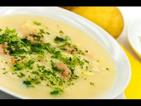 супы сыреый с коаченосиями