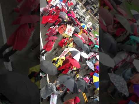 LAUSD STRIKE UNITED TEACHERS LOS ANGELES MARCH 2019