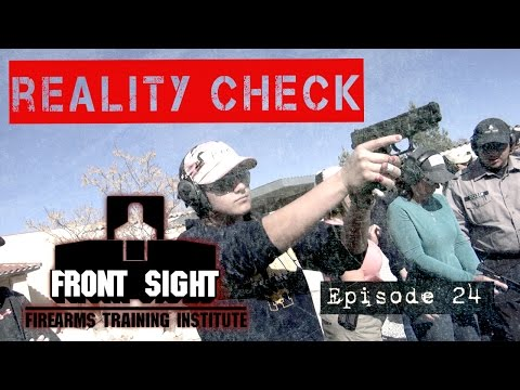Front Sight | Reality Check Episode 24 | Concealed Carry | Internet Cafe Shooting