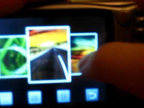 видео обзор Alcatel OT806