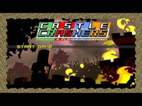 Castle Crashers Soundtrack - 01: Four Brave Champions (Main Theme)