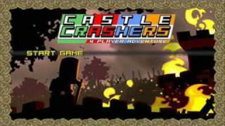 Castle Crashers Soundtrack - 01: Four Brave Champions (Main Theme)