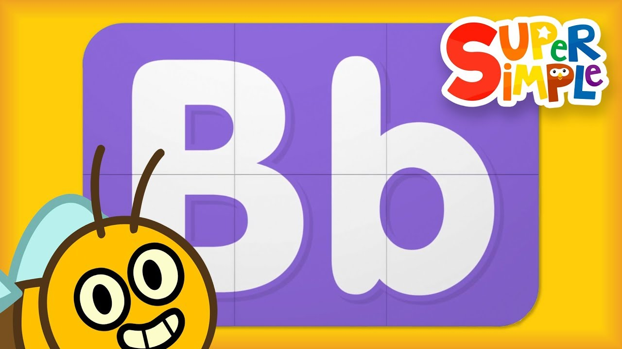 alphabet surprise turn u0026 learn abcs learn letter b youtube
