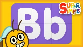 Alphabet Surprise | Turn & Learn ABCs | Learn Letter B
