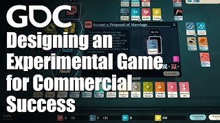 Cultist Simulator: Designing an Experimental Game for Commercial Success