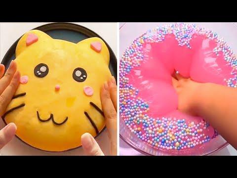 Satisfying Slime ASMR   Relaxing Slime Videos # 1293
