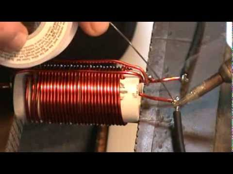 1:1 Balun for HF Dipole Antennas, Part 3 of 5  YouTube
