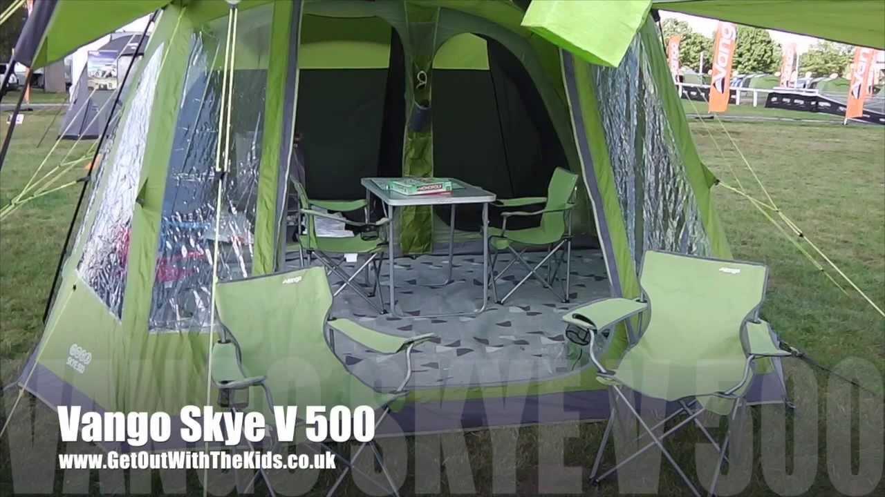 discontinued vango tents