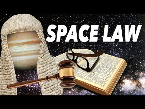 Who Owns Space? A Primer on Space Law!
