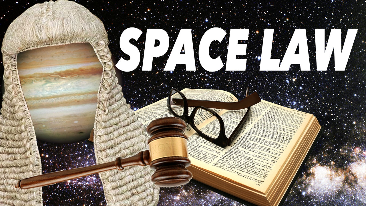 Who owns space a primer on space law youtube for Who owns outer space