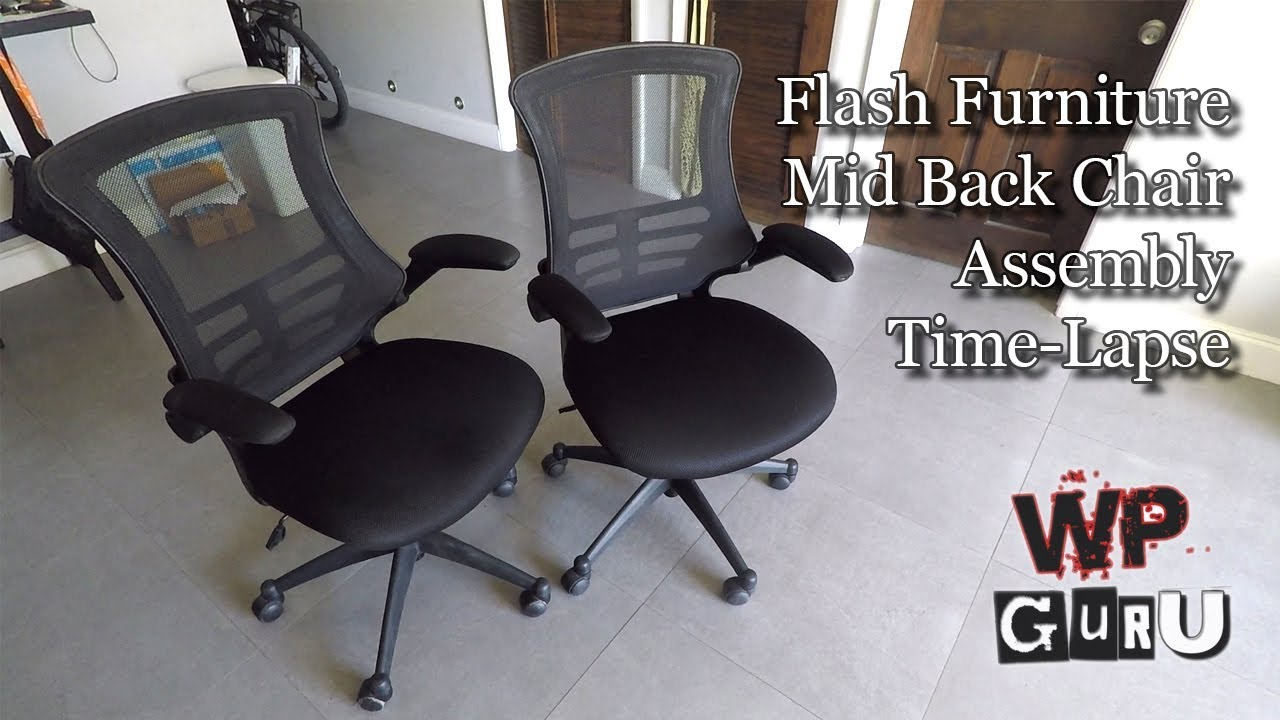 Flash Furniture Chair Timelapse