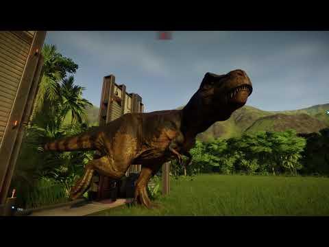 Jurassic World Evolution Dr Wu: Second Secret Site |