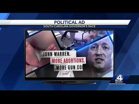 New attack ad goes after Republican governor candidate John Warren