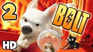 Disney Bolt Walkthrough Part 2 (X360, PS3, PS2, Wii, PC) * New HD version *
