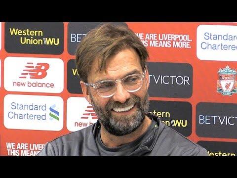 Jurgen Klopp Full Pre-Match Press Conference - Liverpool v Arsenal - Premier League