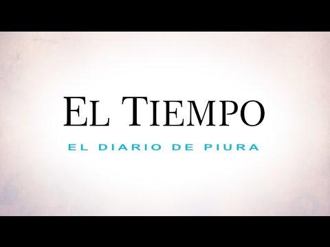 Diario El Tiempo. 100 años. El diario de Piura