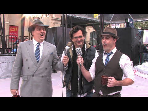 Schwartzy and Pagana Meet Ben Mankiewicz at The Oscars TCM (Take THAT Jimmy Dore!)