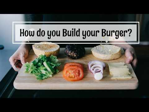 How do you Build your Burger?