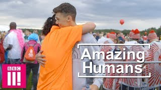 How Far Would You Go To Save A Child's Life? | Amazing Humans