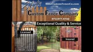 Flower Mound Fence Company (972) 977-5742 | Fence Company Flower Mound Tx