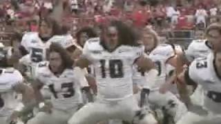 Hawaii Warriors Football New Haka - Hawaiian Ha