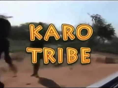 Meeting Mursi Tribes Africa Namibia - Lost Tribes In the World ##